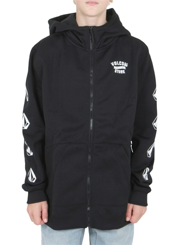 Volcom Fleece Krestova Black